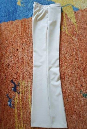 United Colors of Benetton Tailleur-pantalon blanc cassé polyester