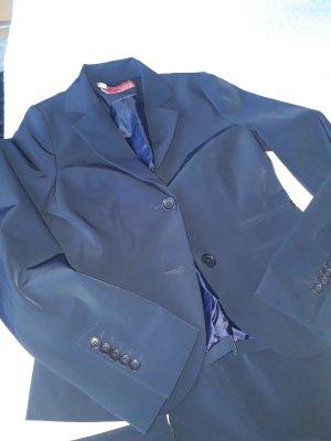 Personal Affairs Tailleur-pantalon bleu foncé