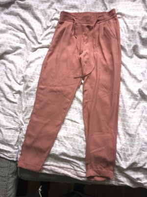 Tally Weijl Pleated Trousers salmon-pink