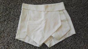 Hosen Skirts Hosenrock weiß