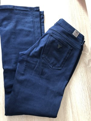 Guess Denim Flares dark blue