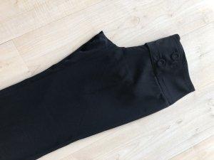 JLo by Jennifer Lopez Low-Rise Trousers black