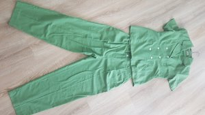 Miss H. Trouser Suit lime-green-grass green