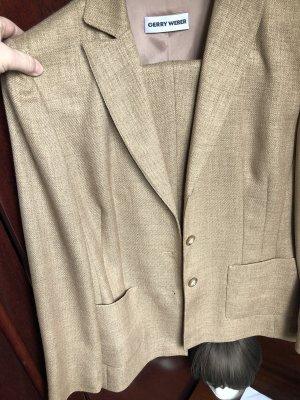 Gerry Weber Tailleur pantalone crema