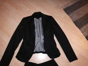 no name Traje de pantalón negro