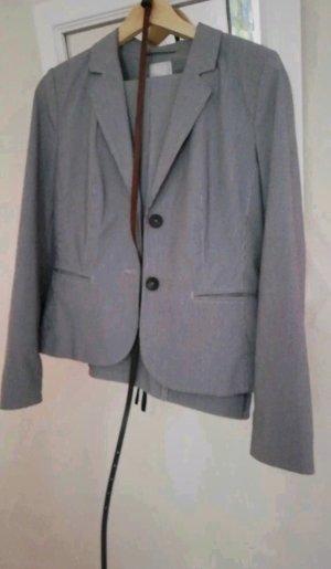 Trouser Suit light grey