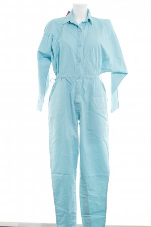 Hosenanzug babyblau Casual-Look