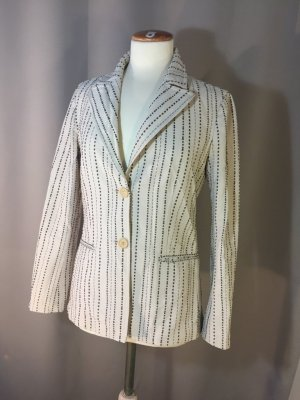 Pinstripe Suit multicolored cotton