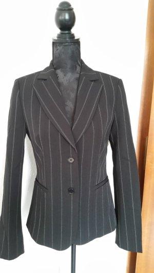Benetton Pantalone da abito nero