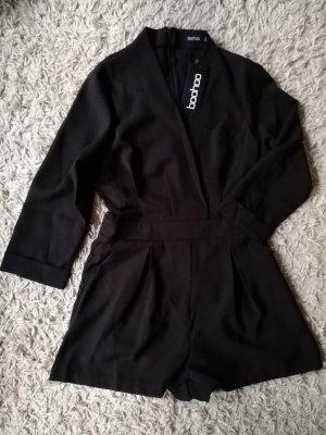 Boohoo Tailleur-pantalon noir