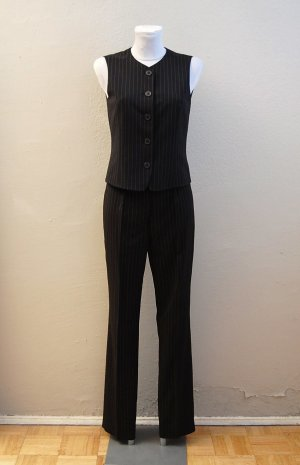 Hosenanzug - Business Anzug - Hose und Weste