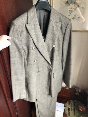 Peek & Cloppenburg Tailleur pantalone grigio chiaro