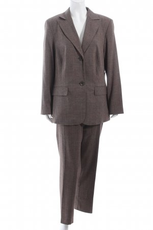 Tailleur pantalone Pied de poule stile professionale