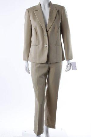 Trouser Suit khaki