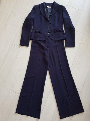 1.2.3 Paris Trouser Suit dark violet