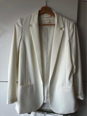 Hosenanzug in weiß, gr 36