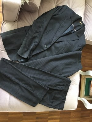Mango Suit Abito business blu scuro