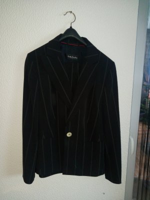 Betty Barclay Traje de pantalón blanco-negro