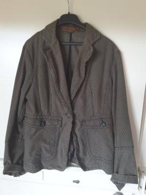 Marc Aurel Tailleur-pantalon bronze-beige tissu mixte