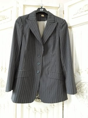 H&M Pinstripe Suit multicolored mixture fibre