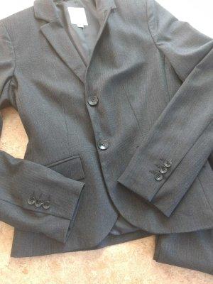 s.Oliver Tailleur pantalone grigio scuro