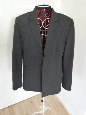 Tchibo / TCM Traje de pantalón gris oscuro-gris antracita