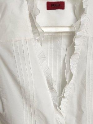 HUGO Hugo Boss Costume business blanc cassé