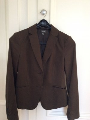 Mexx Costume business taupe coton