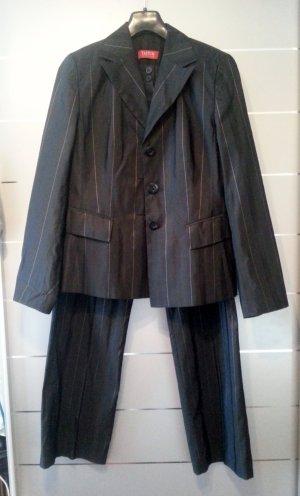Hosenanzug von Taifun, Größe 38, Anzug, Blazer, Hose, schwarz