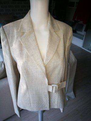 Zero Tailleur-pantalon crème