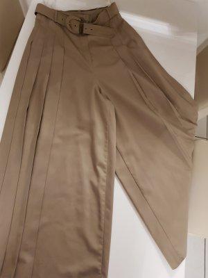 Bonita Falda pantalón marrón claro