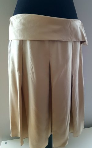 Joseph Culotte Skirt gold-colored