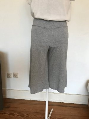 H&M Culotte Skirt grey cotton