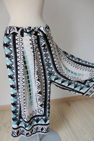 River Island Pantalone culotte multicolore