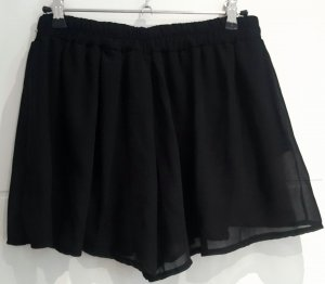 Culotte Skirt black