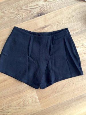 Hosenrock Shorts schwarz m