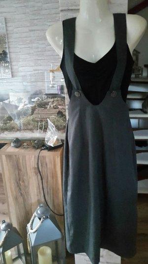 Hosenträger-Kleid, C&A, Gr. 38