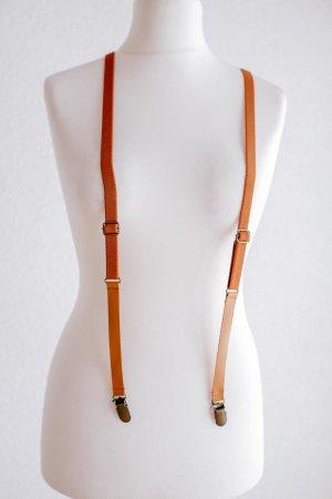 Suspenders multicolored