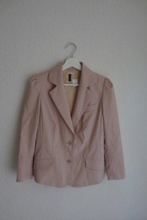 Hoss Intropia Blazer S M 38 *NEU* nude rose Designer Business elegant Blogger Fashion