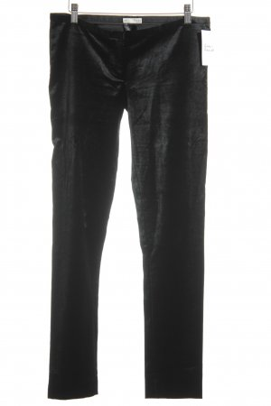 Hoss Intropia Low-Rise Trousers black casual look