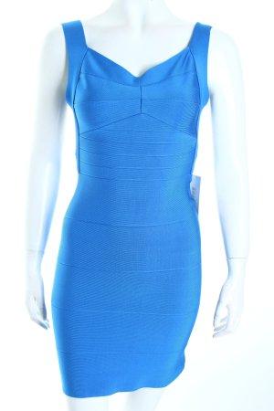 Hot Miami Styles Minikleid blau Party-Look