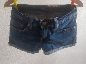 Levi's Pantalón corto azul oscuro