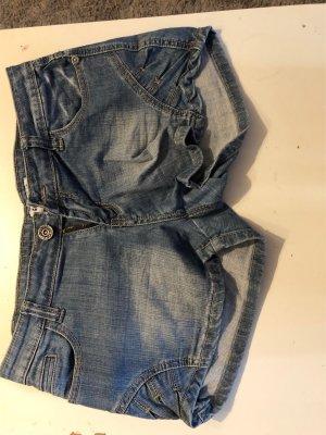 Hot Pants azure