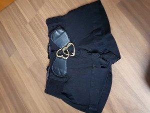 Blind Date Pantalón corto negro