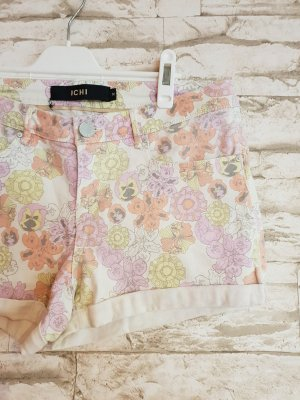 Hot Pant ICHI Sommer Flower Hippie