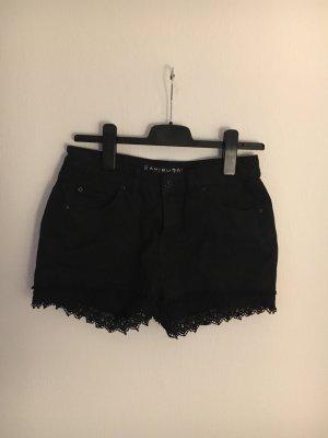 Amisu Pantalón corto negro