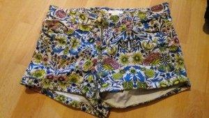 Hot Pants, bunt mit Blumen, Gr. 34, H&M, ungetragen!!