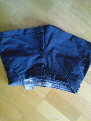 Hot Pants Guess dunkelblau W24