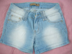 Hot Pants Jeans Stretch Marke MissRJ XS 34