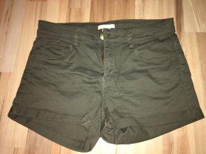 H&M Shorts multicolored cotton